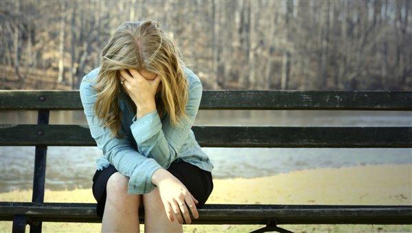 Исследование: Депрессия приводит к вывихам и переломам