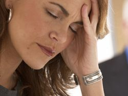 Стрессовые ситуации замедляют мозговую активность