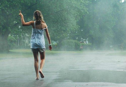 Дождливый июль вызывает депрессию