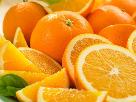 Апельсины эффективно борются с депрессией