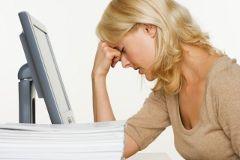Стресс на работе подрывает здоровье!