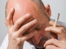 Ученые выяснили, почему человек, бросая курить, впадает в депрессию