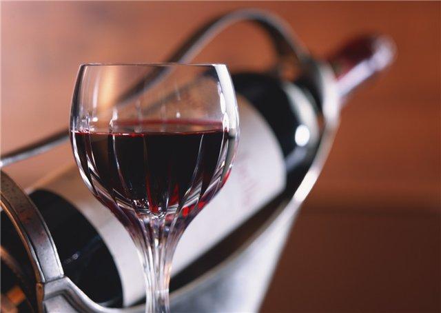 Бокал вина — для психического здоровья