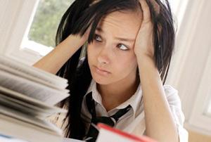 Даже несильный стресс может привести к инвалидности