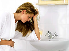 Сильная рвота в период беременности связана с риском психических расстройств у ребенка