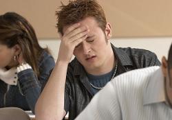 От стрессов головной мозг «усыхает»