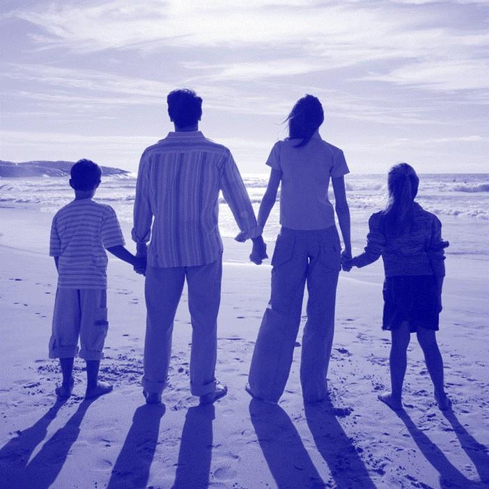 Семья и цель в жизни необходимы россиянам для душевного спокойствия
