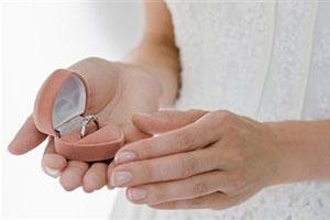 Обручальные кольца вселяют в дам уверенность в себе  ОднаКнопка