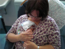 Рождение ребенка может вылиться в посттравматическое стрессовое расстройство