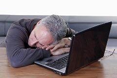 Психиатры признали синдром выгорания на работе