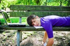 Синдром хронической усталости поражает школьников