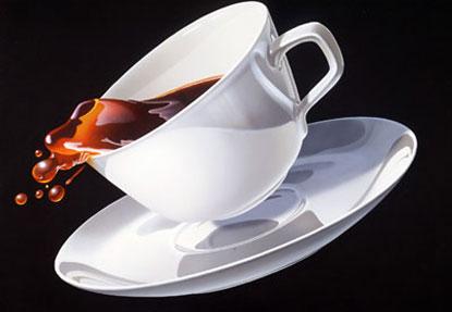 «Депрессивные» продукты питания: кофе, мясо, шоколад