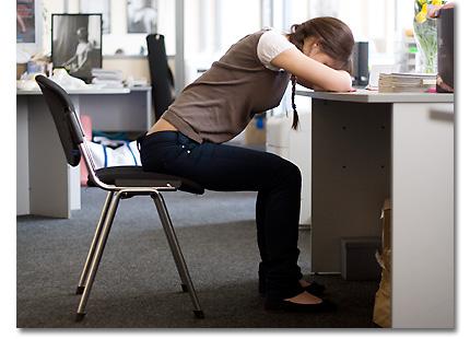 Опасность работы в офисе — депрессия, суицид, бесплодие