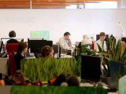 Стены против стресса: чем плохи открытые офисы