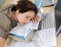 Если человек постоянно чувствует себя уставшим, надо выяснить, не нарушен ли иммунитет