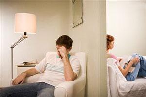 Постразводная депрессия у мужчин