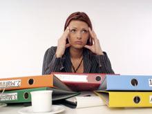 Неудовлетворенность работой провоцирует депрессию и тревожность