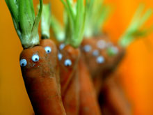 Соединения в овощах и фруктах дарят позитивный взгляд на вещи