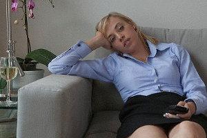 Стресс на работе приводит к алкоголизму и наркомании