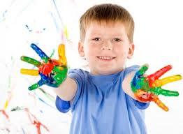 Как воспитать в ребенке креативность?