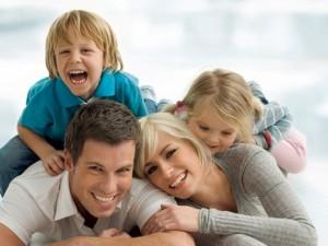 Благополучная семья — в чем секрет?
