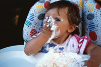 Ребенок не хочет делиться…