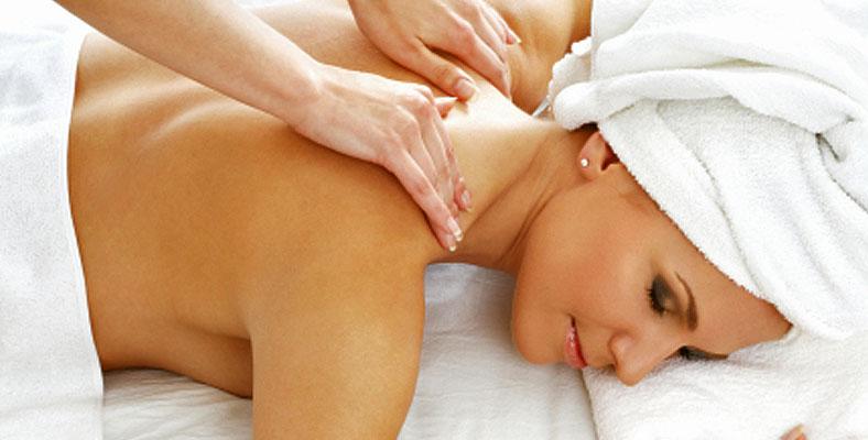 Расслабляющий массаж как способ снятия стресса