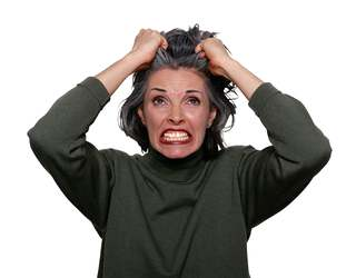 Нервный стресс и вес
