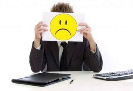 Как побороть свое негативное отношение к работе?