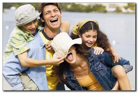 Типы семейных взаимоотношений и их роль в формировании характера детей