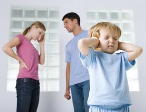 Реакция ребёнка на чужих людей