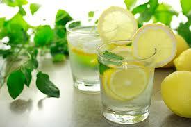 О пользе воды с лимоном