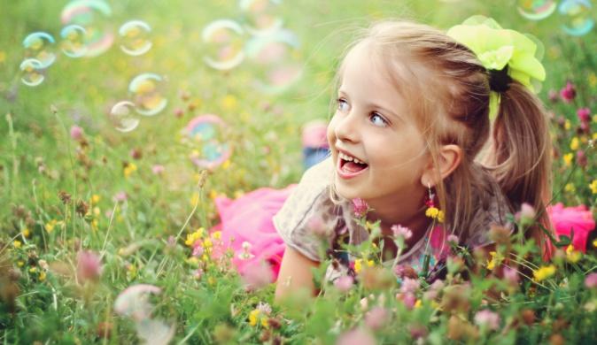 Психология детского цвета
