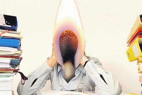 Причины синдрома выгорания