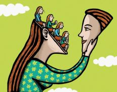 6 фактов о шизофрении