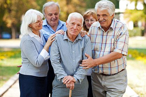 Уход за престарелыми родителями, страдающими вспышками агрессии