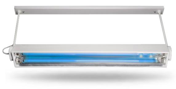 Виды ультрафиолетовых облучателей