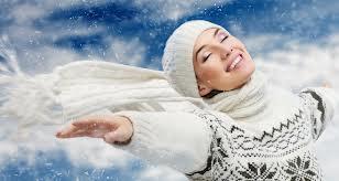 Правильный уход за кожей в зимний период
