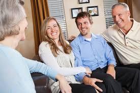 Знакомство с будущими родственниками: советы психологов