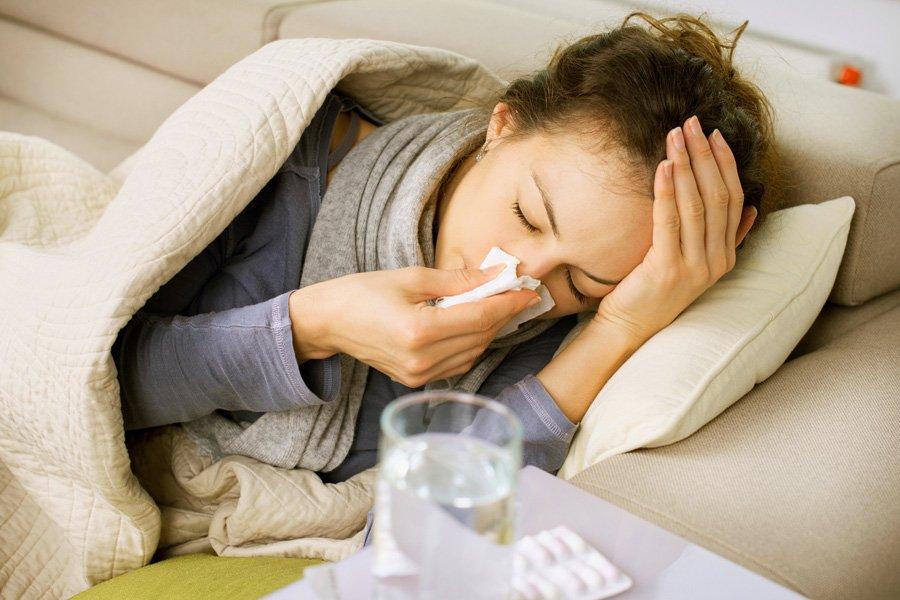 Чем лечиться от простуды во время беременности