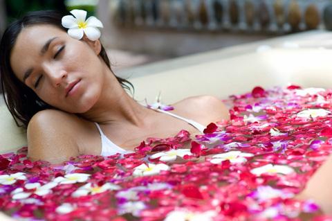 Ароматические ванны – залог прекрасного настроения