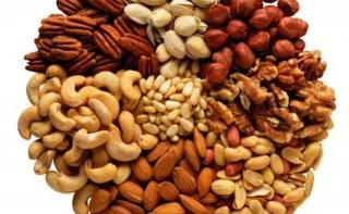 Орехи против стрессов