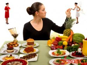 Психологические причины заставляют человека есть вредную пищу