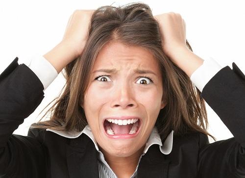 Любители смартфонов страдают от регулярных стрессов