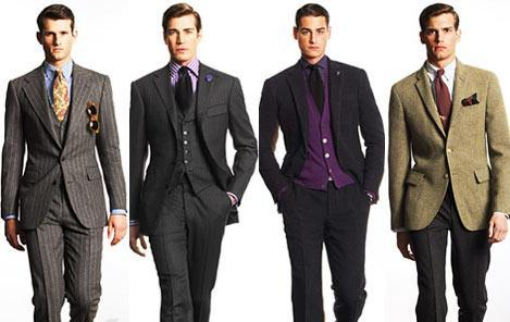 Основные правила мужского дресс-кода