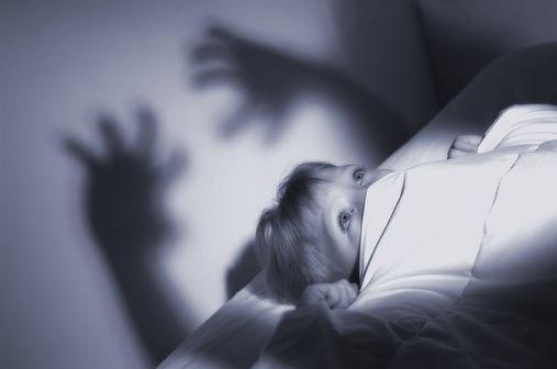 Дневной стресс провоцирует появление ночных кошмаров