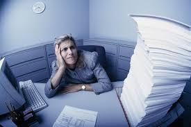 Монотонная работа вызывает депрессию