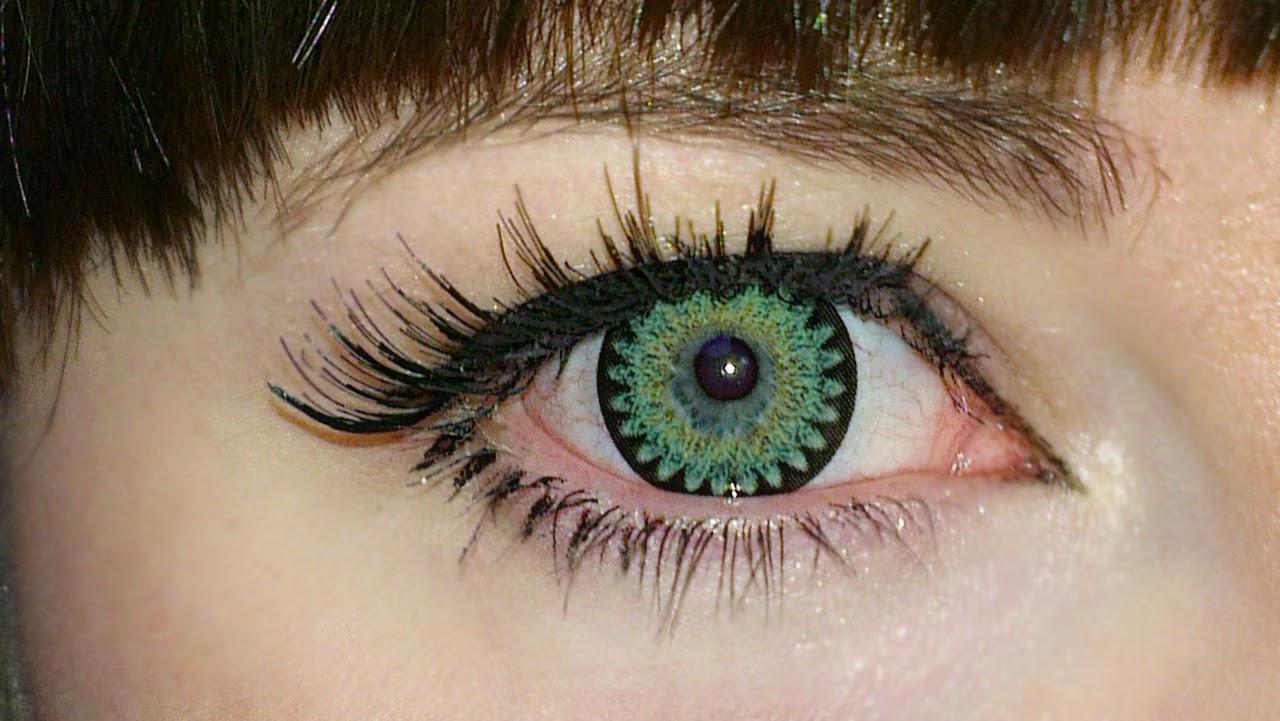 Make up и контактные линзы: совершенство образа