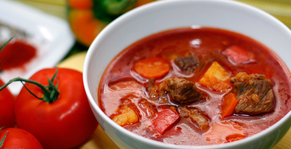 Основы венгерской кухни