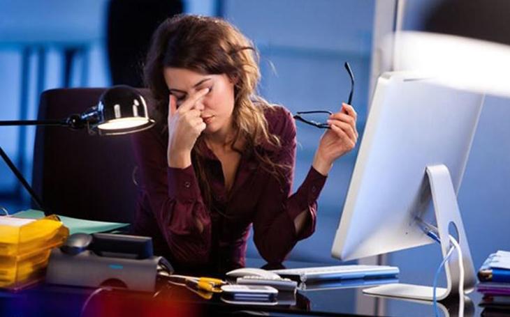 Комплекс симптомов зрительного синдрома при работе за компьютером